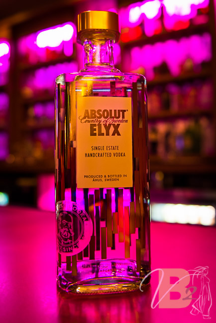 Absolut Elyx at Vanessa's Bistro 2 in Walnut Creek