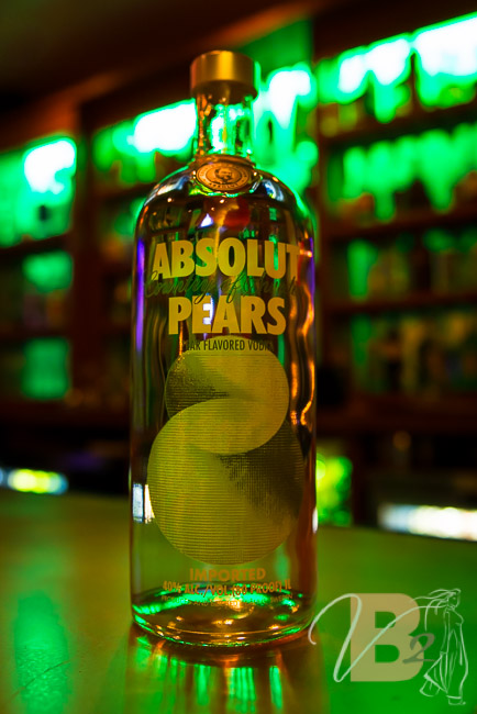 Absolut Pear Vodka Vanessa's Bistro 2