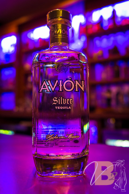 Avion Silver Tequila at Vanessa's Bistro 2 in Walnut Creek