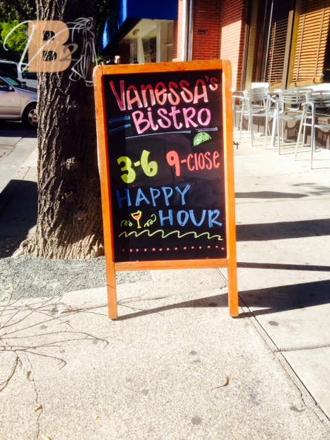 Vanessa's Bistro 2 Happy Hour Walnut Creek